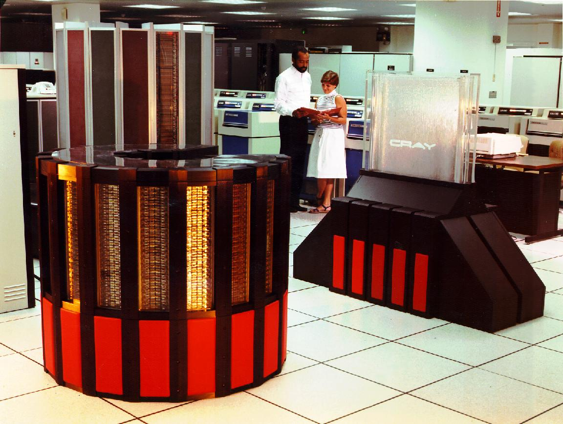 Cray hardware documentation for Cray 1 architecture